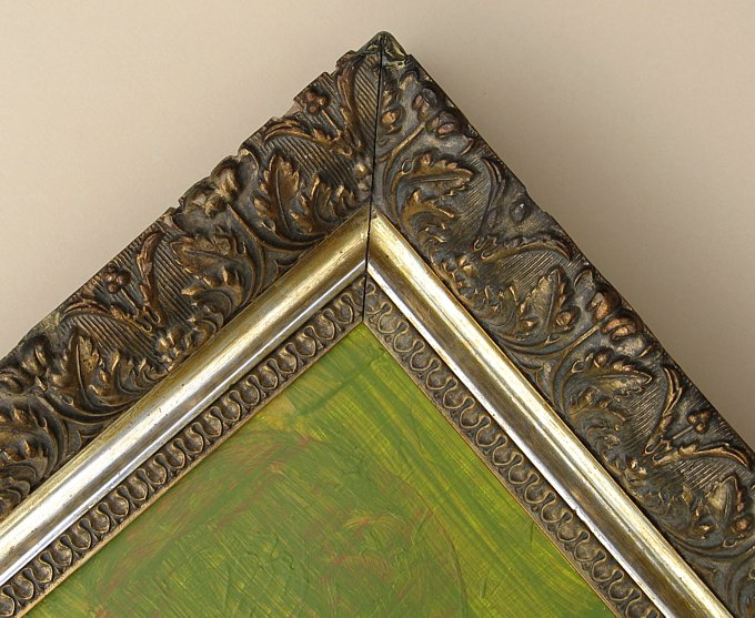 Antique Barbizon Frame Gold Leaf 1860