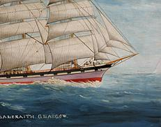 Sailing Ship Portrait