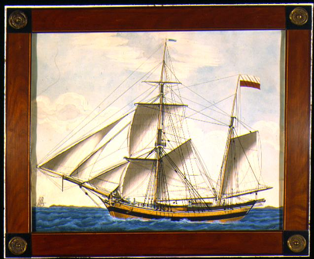 Luzzo Ship Portrait