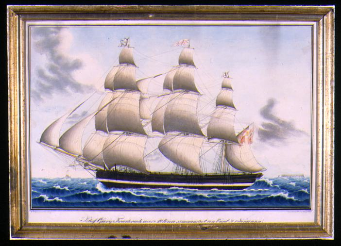 Boettger Ship Portrait